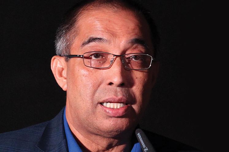 Decision on Salleh's application to join PKR on Oct 18 — Saifuddin