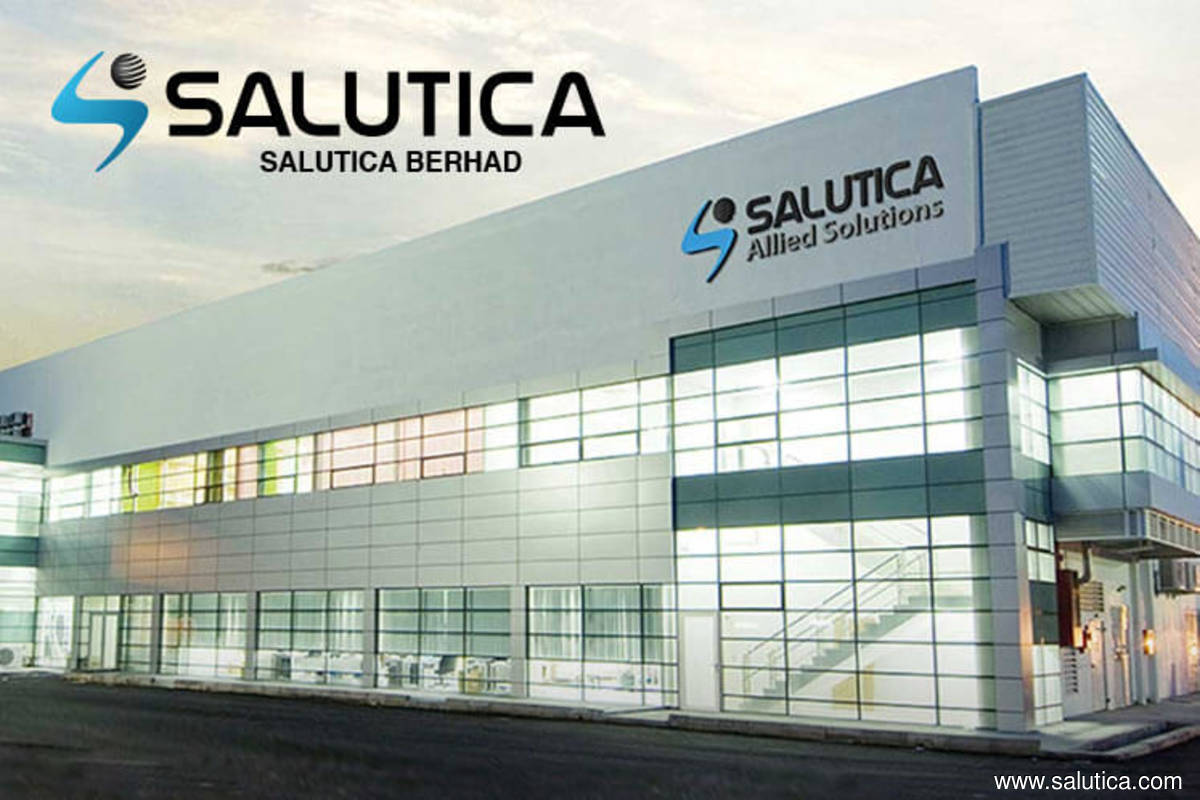 Salutica workers test positive for Covid-19