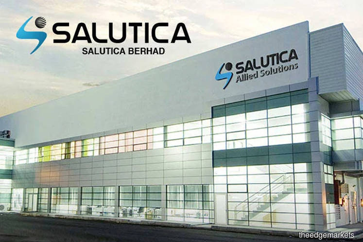 Salutica looking to hearables to diversify customer base
