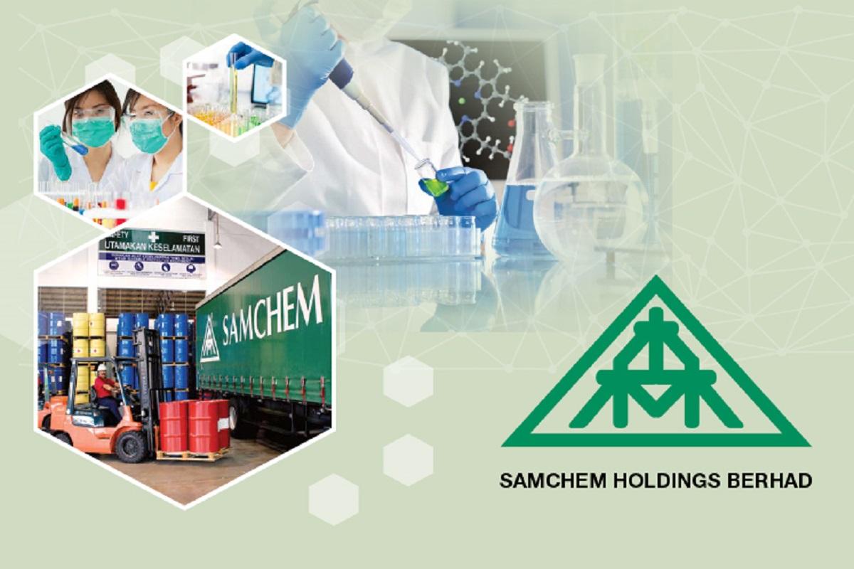 Samchem's 3Q net profit surges 79.5% to RM9.5m on improved margin