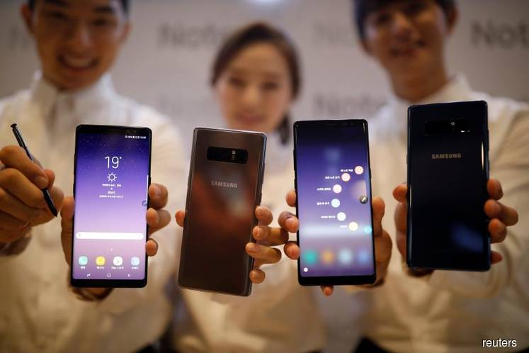 Samsung Galaxy Note8 hits Malaysian stores, priced at RM3,999