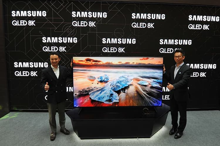 Samsung unveils largest 8K TV screen in Malaysia