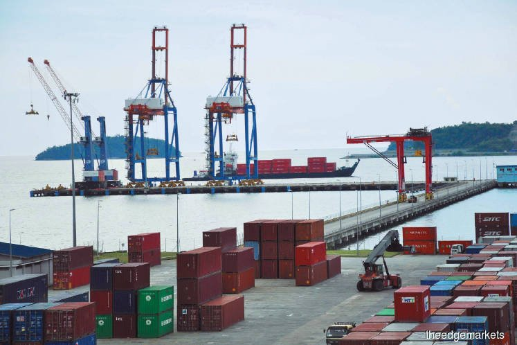 Newsbreak: DP World eyeing a stake in Sabah Ports