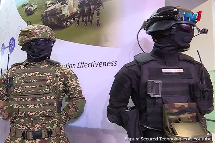 Sapura Secured Technologies eyes new markets for its new military radio