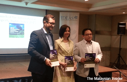 Malaysia second in Asean, 28th worldwide, in IP rights index