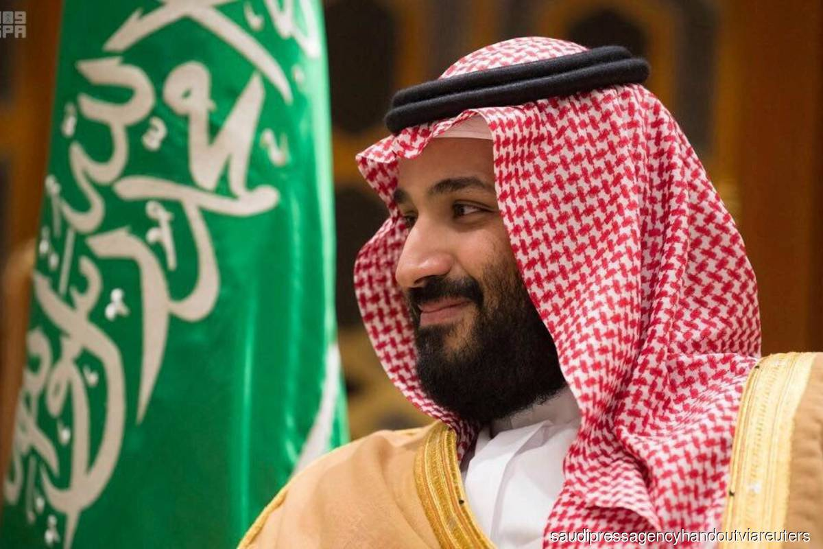 Saudi Arabian Crown Prince Mohammed Salman Abdulaziz Al-Saud (Filepix by Saudi Press Agency/Handout via Reuters)