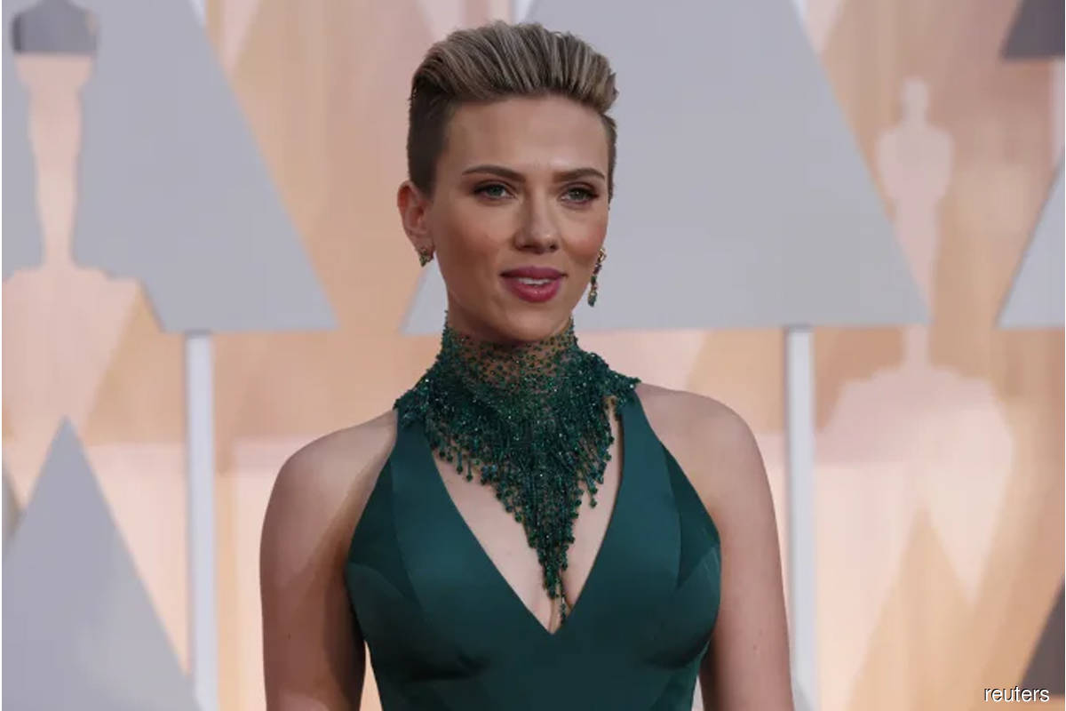 Scarlett Johansson sues Disney for streaming 'Black Widow'