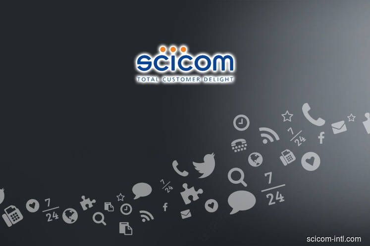 Scicom's share price runs on potential IIS tender win