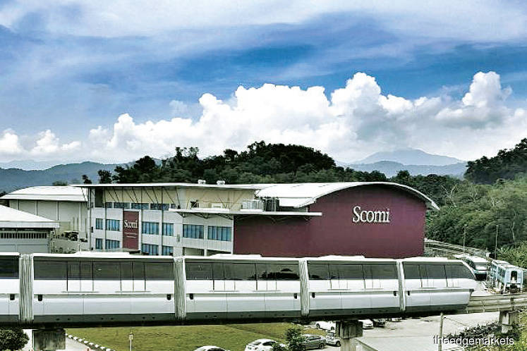 Scomi Group makes cash call to recapitalise