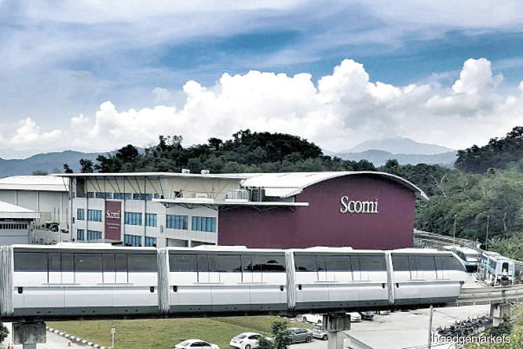 Wan Azmi said to surface as substantial shareholder of Scomi