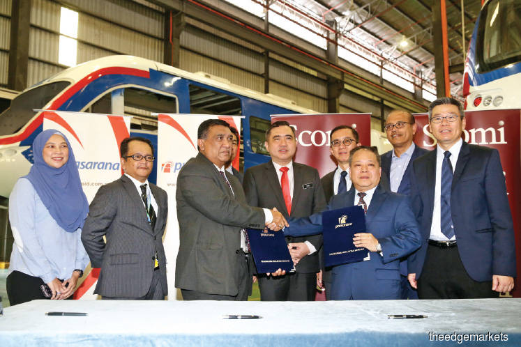 Scomi, Prasarana end legal gridlock with agreement