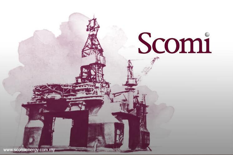 Scomi Energy放眼油气业回升