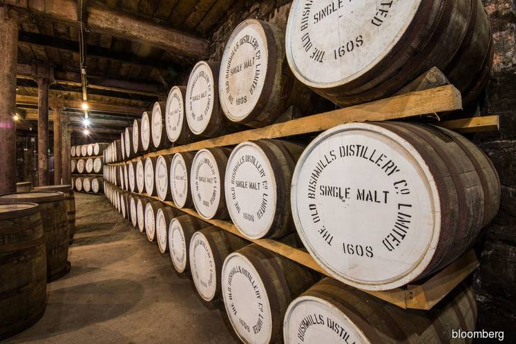 Why scotch tariffs have more to do with China than you think