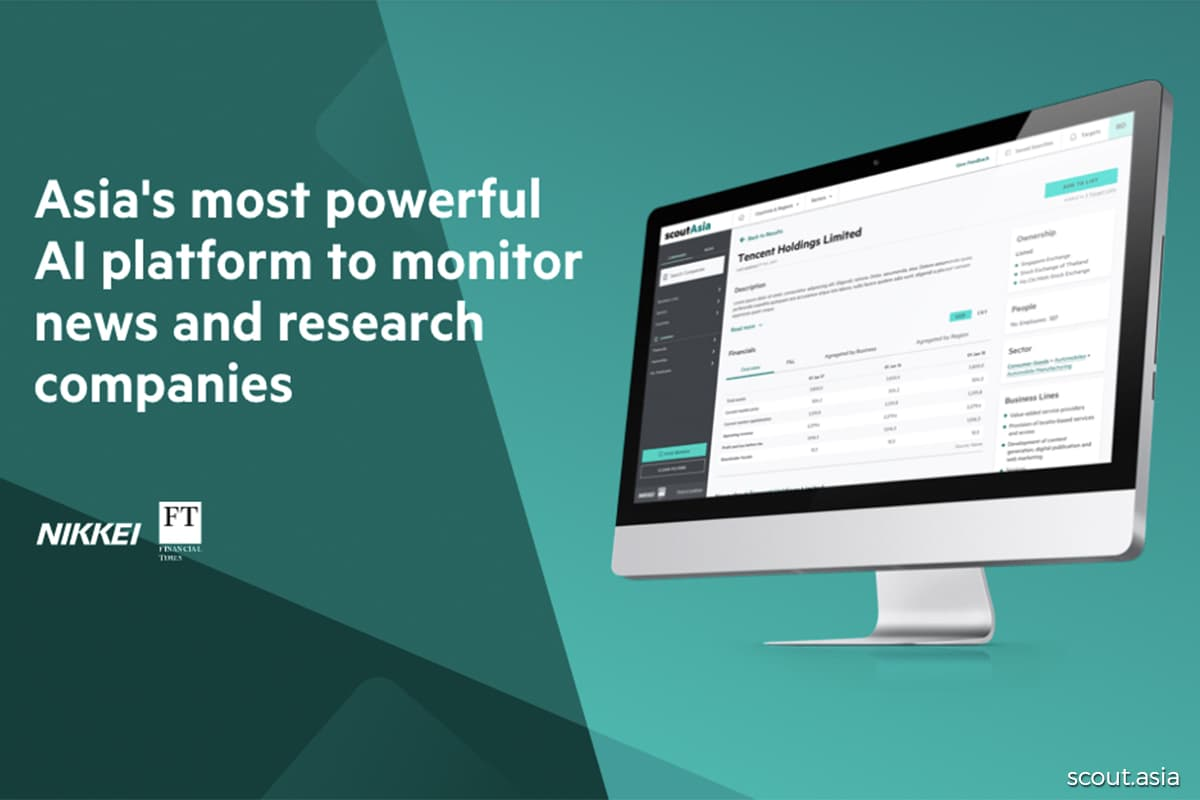 ScoutAsia launches company research tool for Malaysia, Singapore & Vietnam