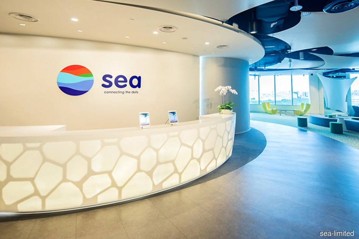 Sea aims to raise US$6.3 billion in 2021's biggest equity deal