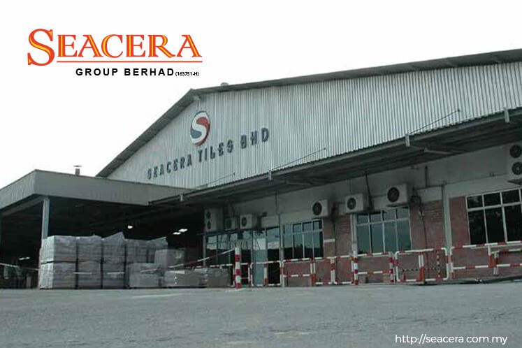 4.98% stake in Seacera traded off market