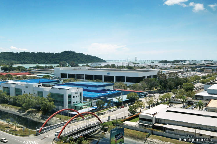 Steady climb in Penang industrial segment