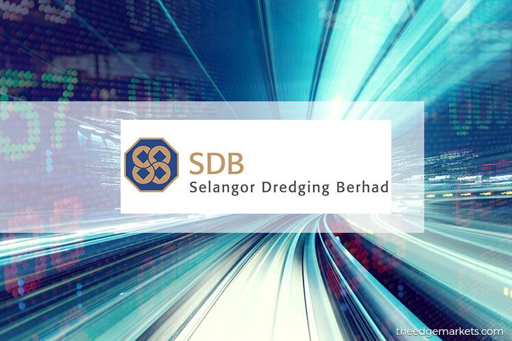 Stock With Momentum: Selangor Dredging