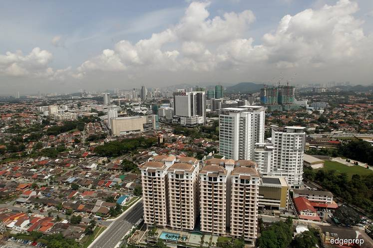 Property stocks not out of the woods yet