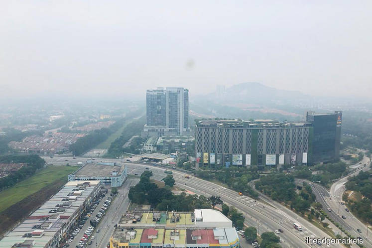 Haze: Cloud seeding for areas with more than 200 API in Selangor