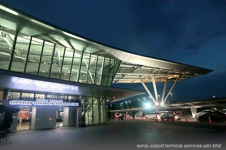 Senai Airport hits maximum capacity, to undertake RM20m expansion