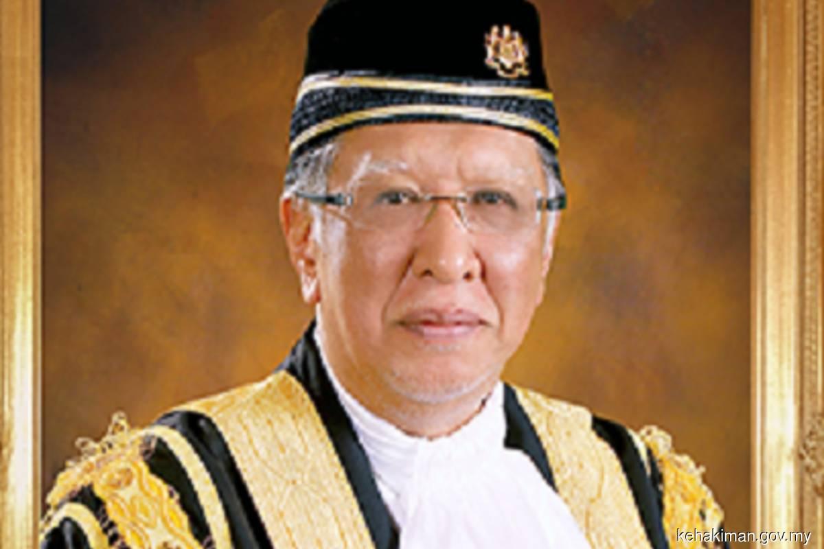 Senior Federal Court judge Datuk Seri Mohd Zawawi Mohd Salleh