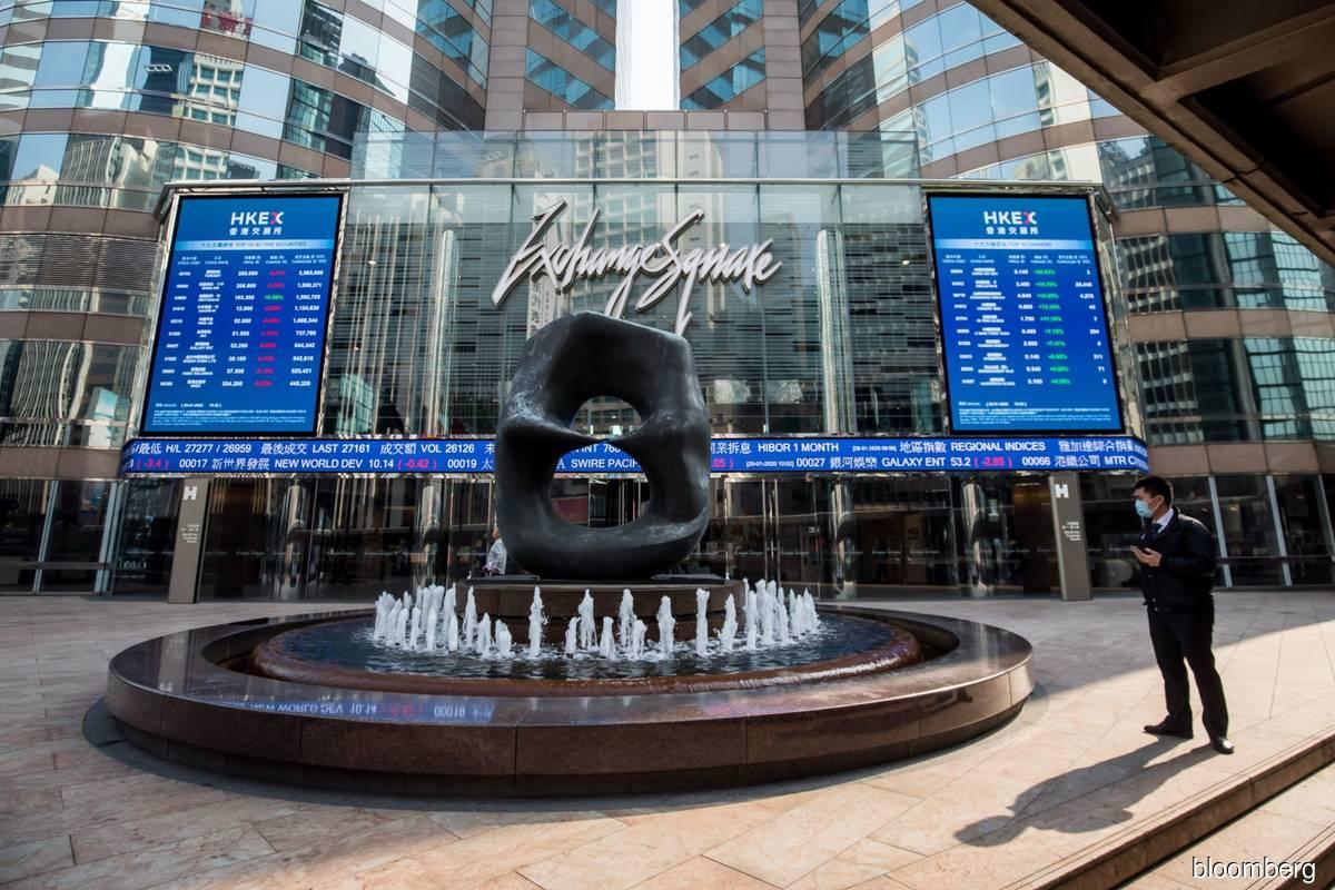 AI unicorn SenseTime said to mull Hong Kong, China IPO