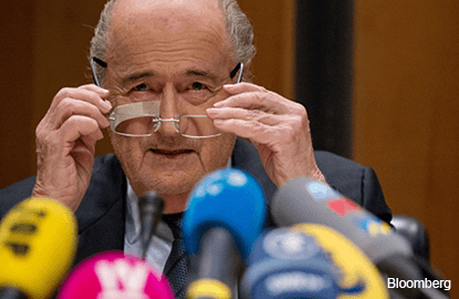 Just banning Blatter won't clean up soccer