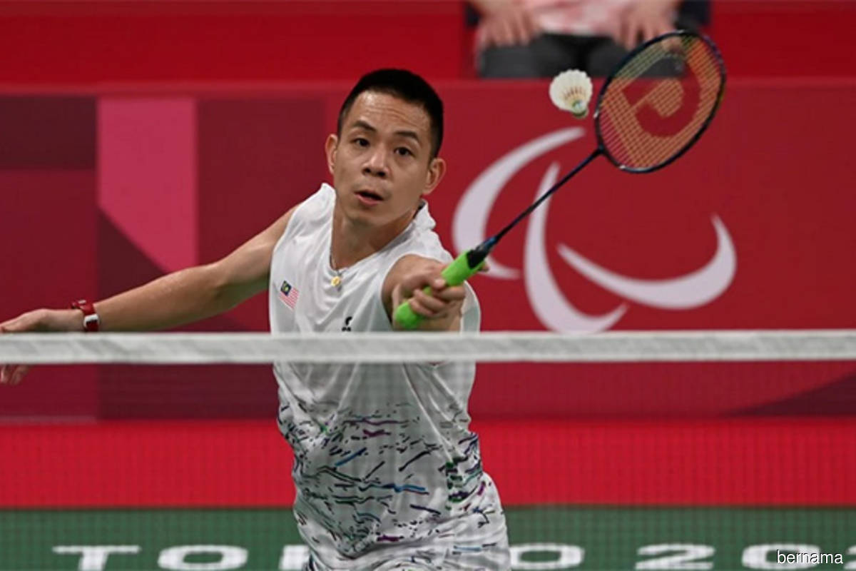 Liek Hou was too excited to sleep after historic gold medal win