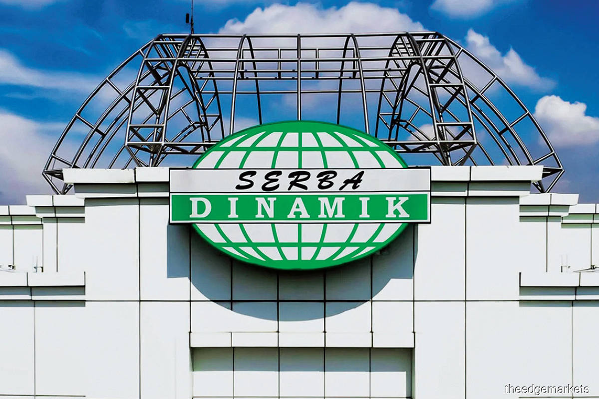 Since its listing, Serba Dinamik's stock has risen more than 120%