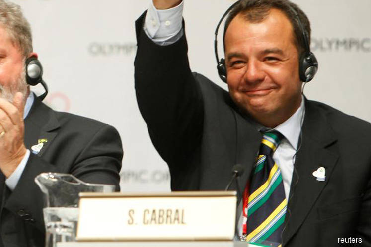Former Rio Governor Says He Paid Bribes to Host 2016 Olympics