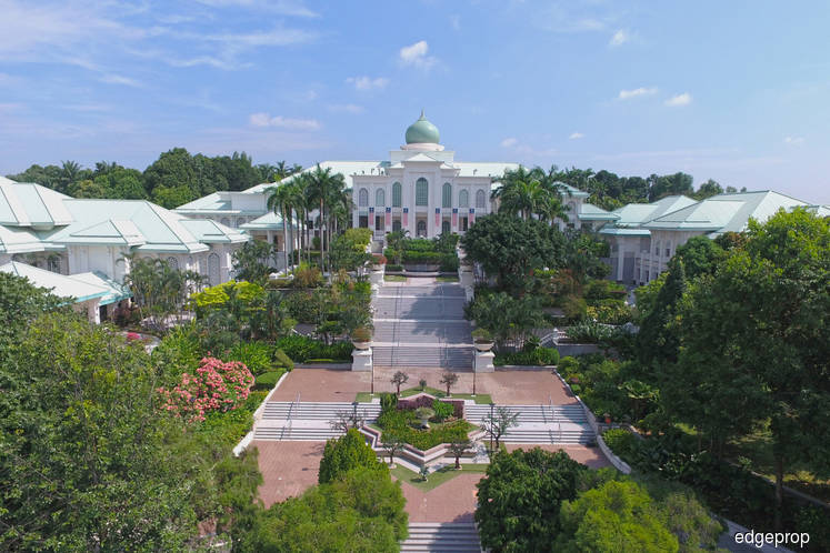 Seri Perdana, official PM's residence now open to visitors