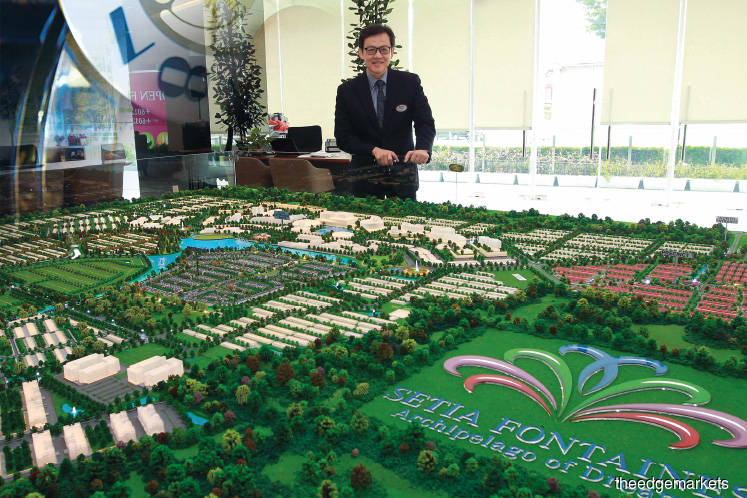 Cover Story: 'Demand in Penang for a bigger township development'