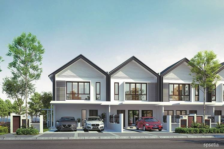S P Setia's Avis 2 based on ideal M'sian home