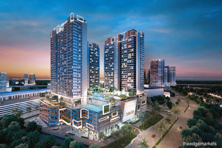 S P Setia to launch final tower of Setia City Residences