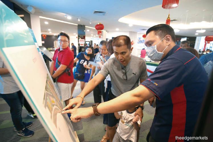 Legasi 2 in Bandar Kinrara sees good response