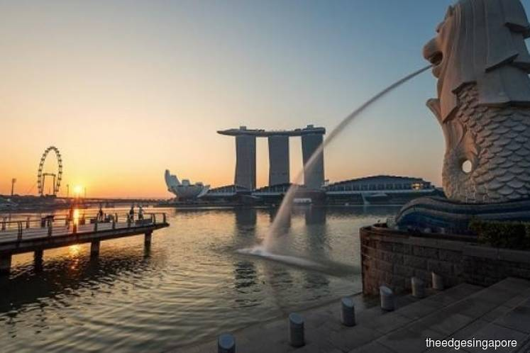 Business trips to Singapore now cost less than before, but barely so