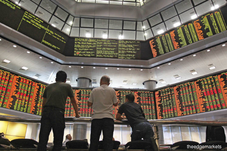 Trading volume in the local stock market has grown tremendously of late, wth much of it attributed to  retail investors. (Photo by Mohd Izwan Mohd Nazam/The Edge)