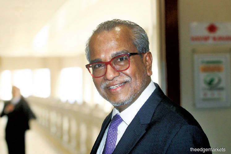 Najib, Shafee can continue challenging Sri Ram's appointment as prosecutor