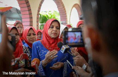 Rafidah caught in opposition's games, says Shahrizat