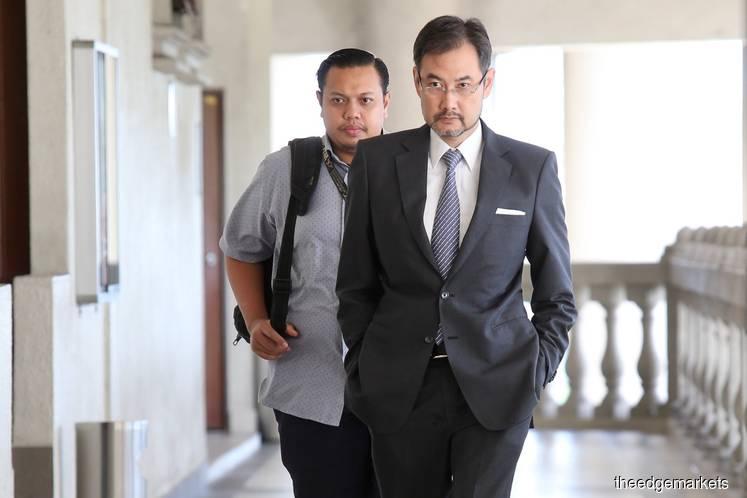 Shahrol admits he is '1MDB Officer 2' in US DoJ report