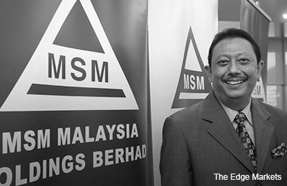 MSM总执行长Sheikh Awab离世