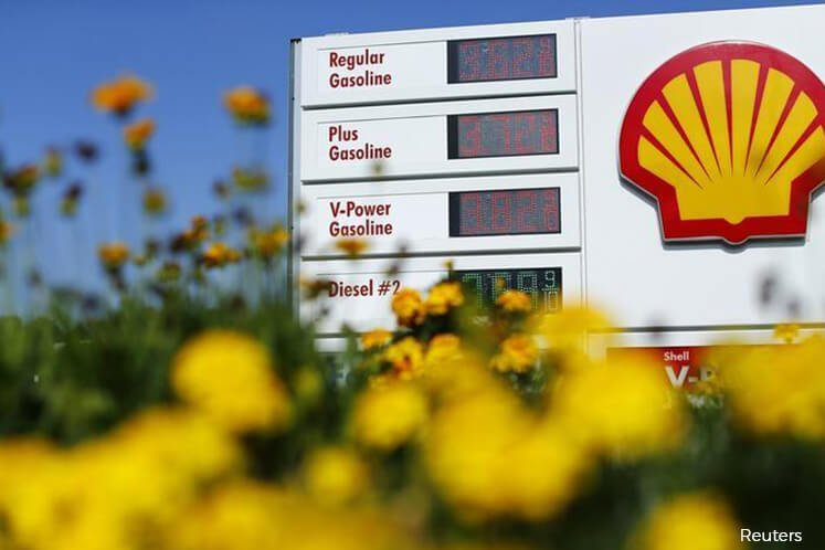 Shell raises oil storage capacity at Singapore Bukom refinery