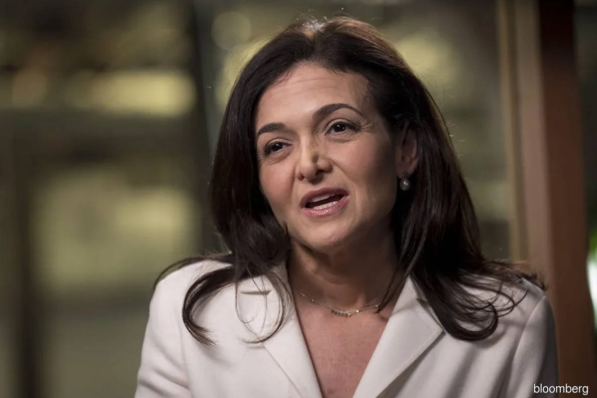 Sheryl Sandberg says small businesses' online revolution will continue