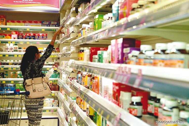 Malaysia's Feb consumer prices seen falling 0.3% y-o-y