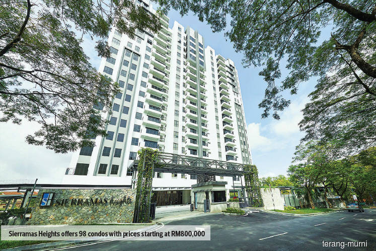 20 Sierramas Heights condos under 'Stay and Own' scheme released