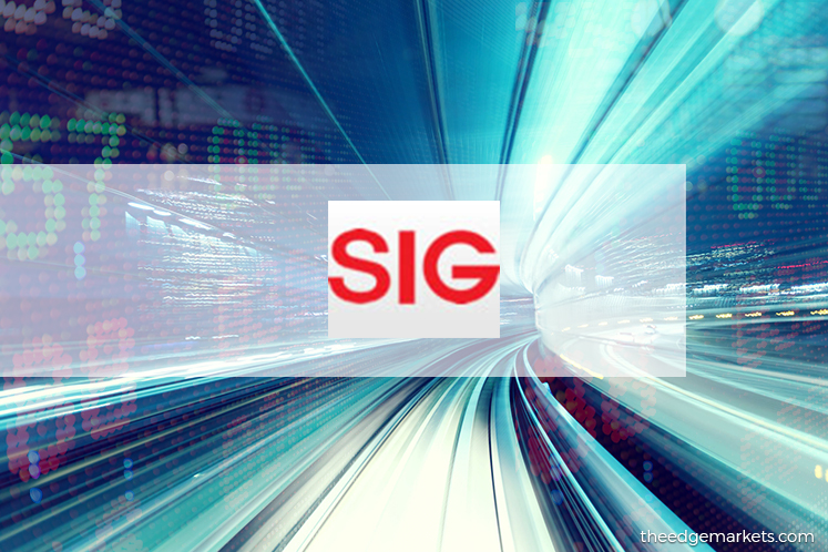Stock With Momentum: SIG Gases