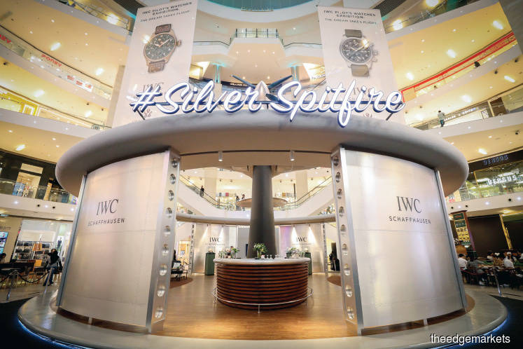 Swiss Watch Gallery, IWC celebrate flagship boutique reopening with Pilot's Watches Exhibition