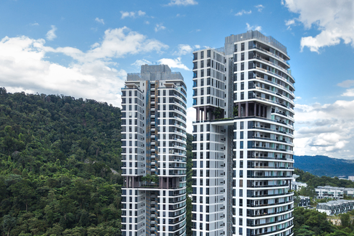 With sprawling views of KLCC and the Klang Gates Quartz Ridge, The Véo Kuala Lumpur scales new heights of luxury living