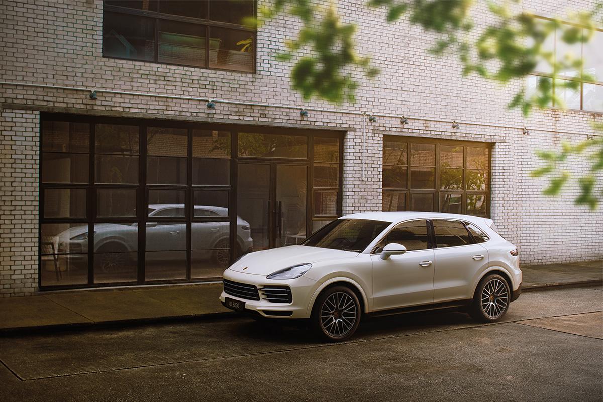 The Enhanced Cayenne: A Smart Consideration Amongst Luxury SUVs
